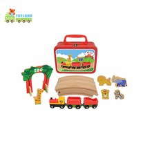 Cheap 2017 New Design Educational Wooden Train Toy Box