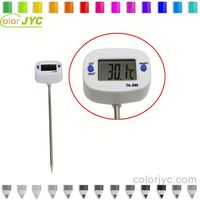 Household food dial temperature gauge waterproof meat thermometer