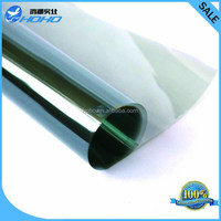 Hot sale 1.52*30m plastic energy saving self-adhesive architectural glass window solar film