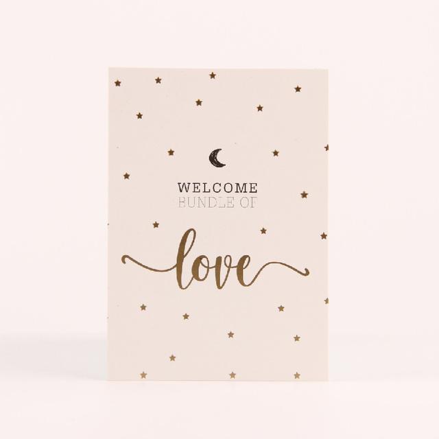 2017 New Custom Design Birthday Printed Earring Cards