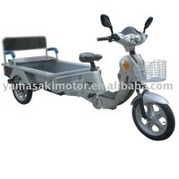 cheap with passenger seat electric tricycle