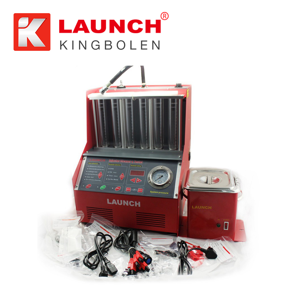 Original high quality CNC 602 Auto injector cleaner Launch CNC602 auto tester CNC-602 maintenance from factory price