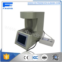 Automatic ASTM D971 interfacial tension tester/surface tension test meter for transformer oils