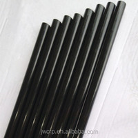 Carbon fibre poles for for fishing rods