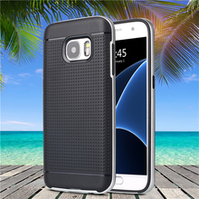 New arrival phone back cover armor case for samsung galaxy s7, case for samsung galaxy s7