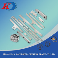 saw packing machine blade for cutting plastic bag