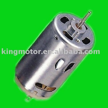 DC Motor RS-390 & RS-395