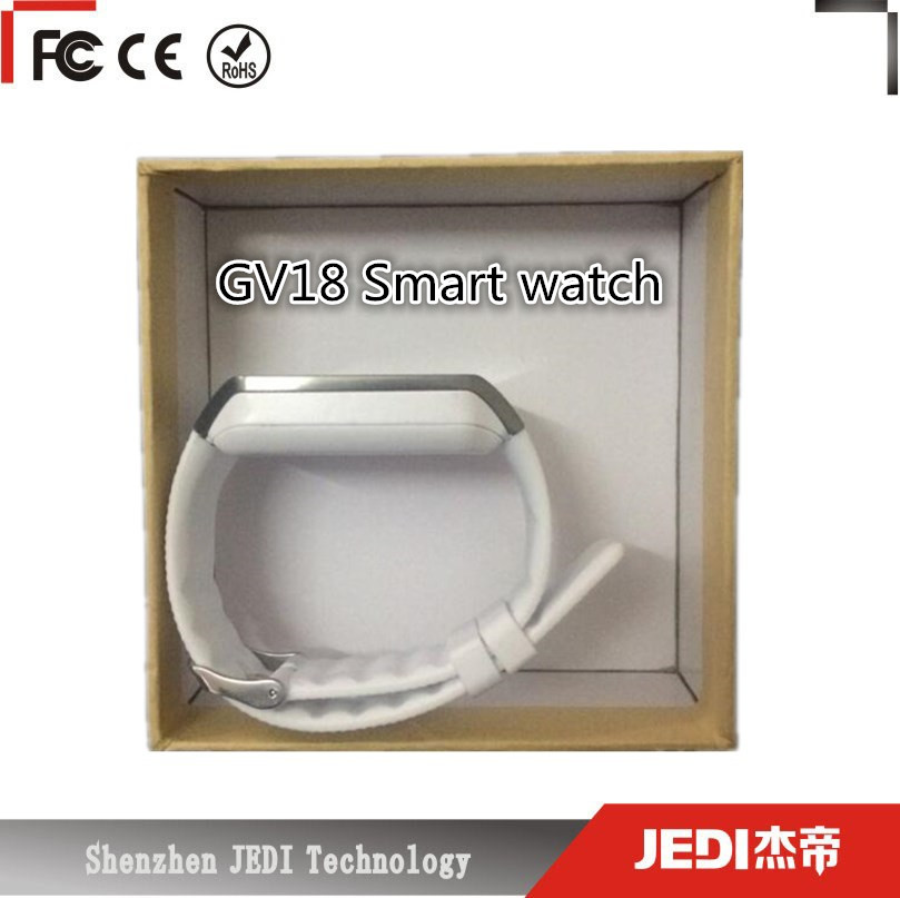 dual sim wrist watch mobile phone smart watch android gv18 gh1544