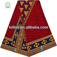 2014 wholesale african wax prints fabric/super wax fabric/waxed cotton fabric