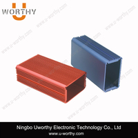 Made in china electrical Aluminum Extrusion Enclosure for PCB