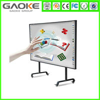 Infrared smart board buy interactive whiteboard cheap whiteboard for sale digital display board smart board suppliers OEM SKD