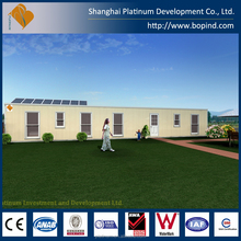 Cost- effective and Fast Assembly Steel Residential House