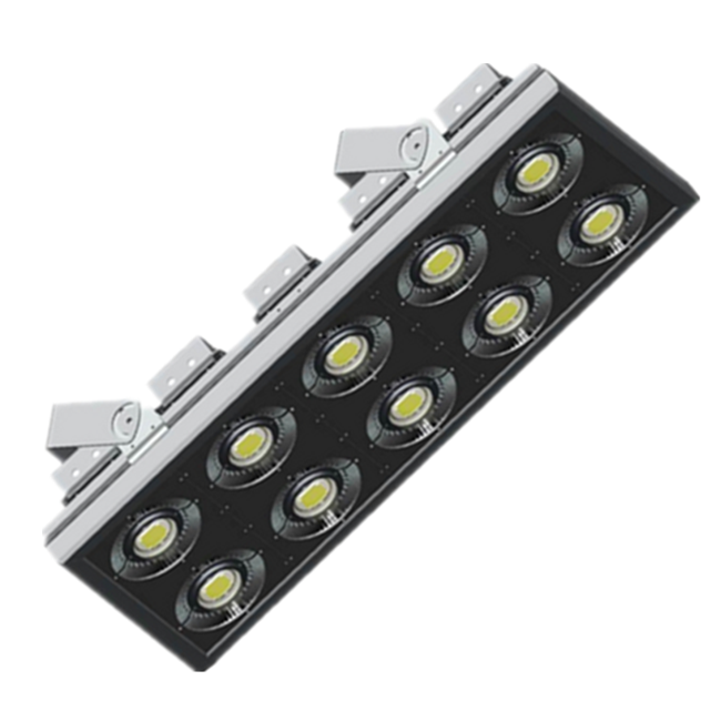 Top quality Epistar chip 600W led flood light with high brightness for tunnel