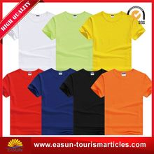 Cheap girls t-shirt with long or short sleeves accept custom t shirt printing