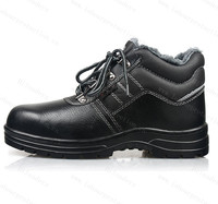 Wholesale groundwork winter safety boots