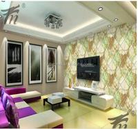 2016 High end art interior wallpaper 3d effect wallpaper home design