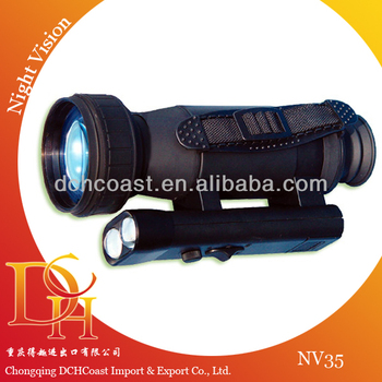Optical gen2+ monocular night vision for hunting