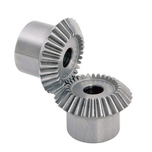 Professional custom small spiral differential bevel gear manufacturer