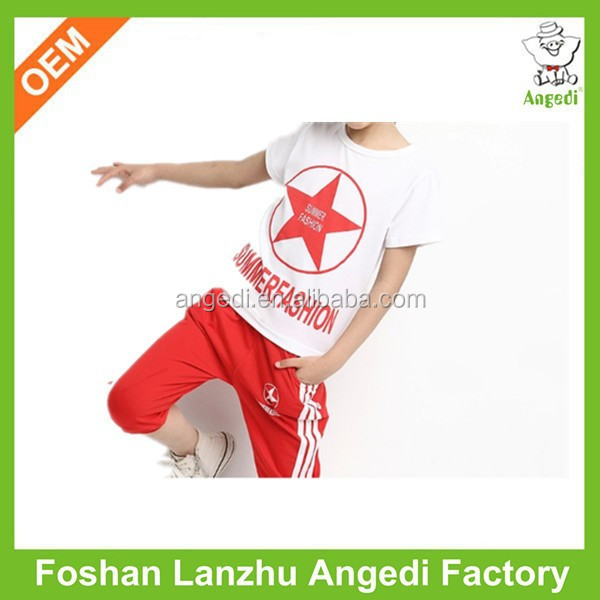 Children Age Group and T-Shirts with shorts Product Type