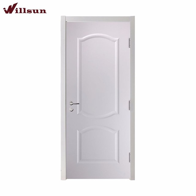 Smooth 2 Panel Arch Top Hollow Core Plain Interior Fancy Wood Door  sc 1 th 225 & 2 panel smooth interior door_Yuanwenjun.com