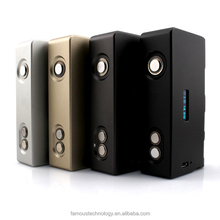 2017 New product 50w e cigarette box mod electronic cigarette oil kits high quality and cheap price e-cigarette