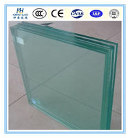 provide 3mm-22mm tempered glass price, production 5mm thick toughened glass