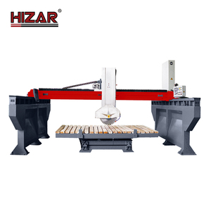 Gang Saw for Marble and Automatic Infrared bridge Cutting machine