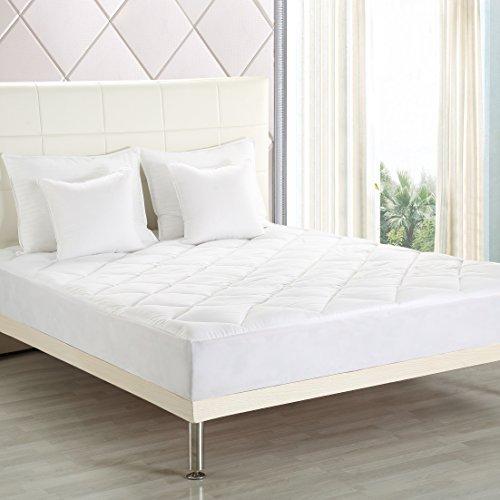 100% Child Bamboo Fibre Waterproof Bed Sheets Twin Full Queen King Mat Mattress Protector Cover Pad - Jozy Mattress | Jozy.net