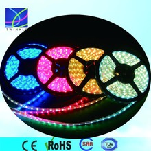 rgb led strip light outdoor,12v silicon ip65 rgb waterproof flexible led strip 5050