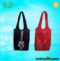 reuseable fashion nylon shopping bag