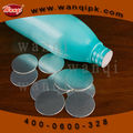 PP aluminium foil paper seal liner for PP bottle