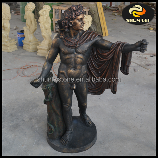 Large bronze statue sculpture for sale