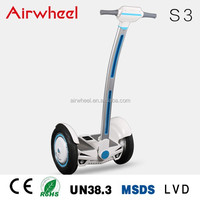 Airwheel S3 buy electric bike in china with CE,RoHS,MSDS certificate SONY battery in changzhou
