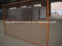 Canada temporary fence panels/metal fence panels/lattice fence panels