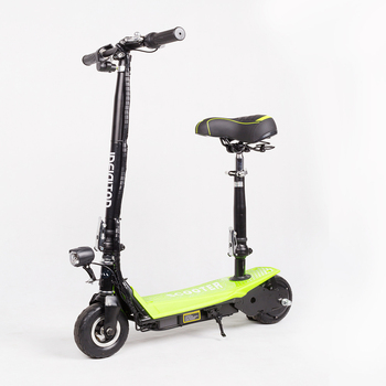Yooco 24V 250W portable electric scooter for adults with multi-colors