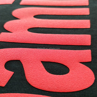 Foam textile ink for T-shirt printing