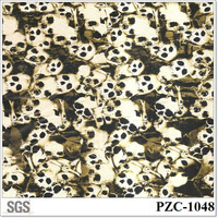 skull water transfer film item No. PZC-1048 for sale