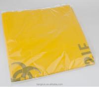 Yellow biodegradable biohazard bag/Recycled garbage bag
