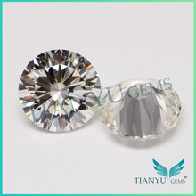 Free Sample Gemstone Wholesale Round Brilliant Lab Created Pink Diamonds