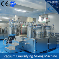 Turn key services cosmetic manufacturing production line