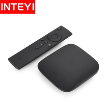 Global Version Original Xiaomi MI TV BOX 3 Smart 4K Ultra HD 2G 8G Android 6.0 Google Cast Netflix Red Bull Media Player mi box3