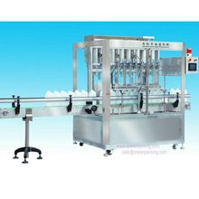 8 heads automatic edible oil filling machine for bottles