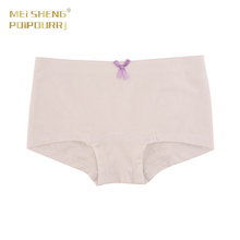 Anti-Exposed Safty Underwear Mature Women Wearing Sheer Old Fashion Panties