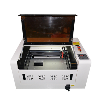 High quality new model desktop small mini laser engraver engraving cutting cutter machine 40W 50W 60W for acrylic plywood rubber
