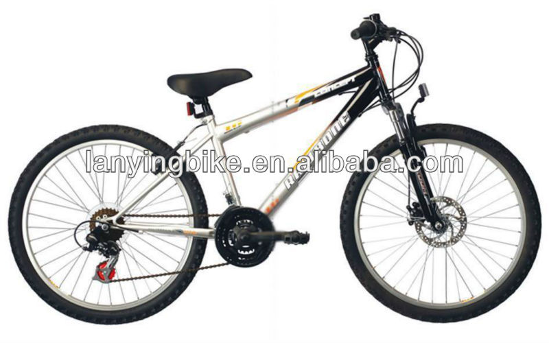 Exported 2013 new style shimano 18 speed mountain bike