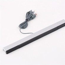 Wired Infrared IR Signal Ray Sensor Bar/Receiver for Nintendo for <strong>Wii</strong> Remote