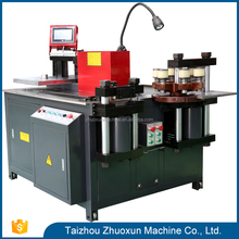 Professional Design Busbar Bending Price Hydraulic Hose Cutting Number Plate Punching Machine