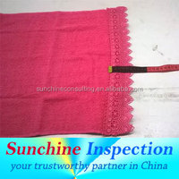 Quality control inspections and factory audits in China, India, Pakistan and South East Asia