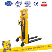 Bottom Price Hydraulic Manual Hand Stacker
