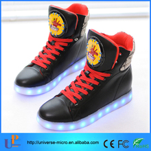 new arrival high quality rechargeable led shoes women
